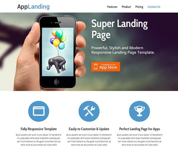 thiết kế landing page giá rẻ
