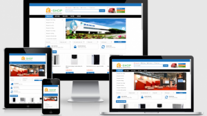thiết kế giao diện cho website