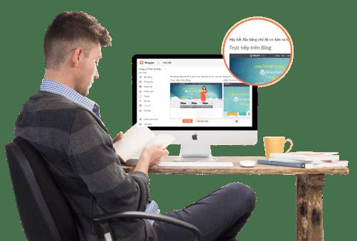 thiết kế blogger giá rẻ