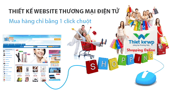 Thiết kế website thương mại điện tử