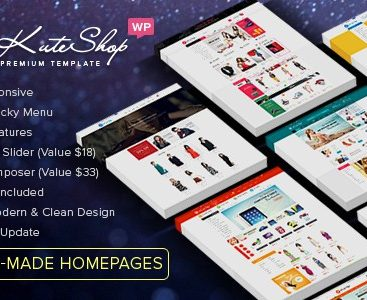 theme kuteshop