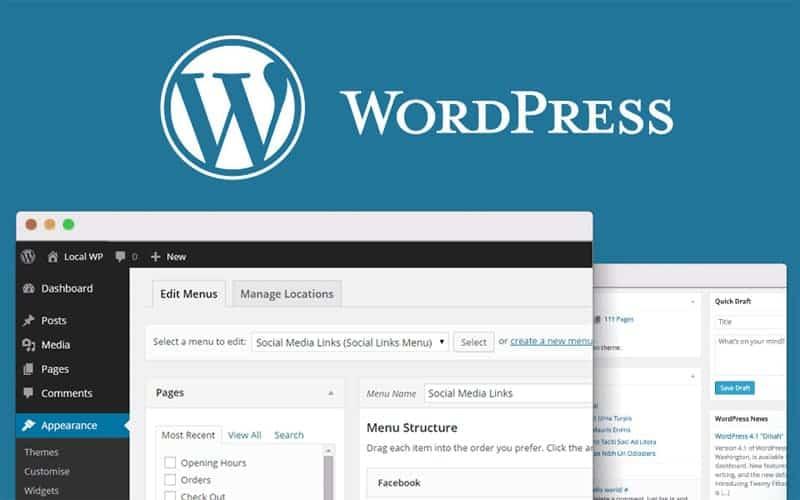 thiết kế website wordpress chuyên nghiệp