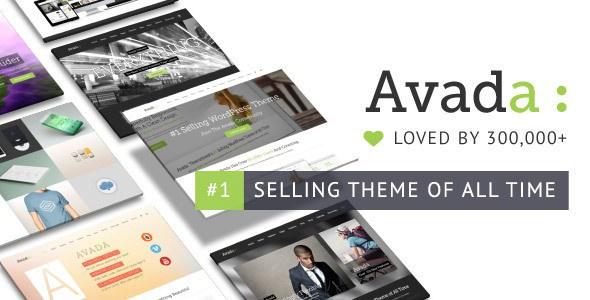 Theme Avada WordPress